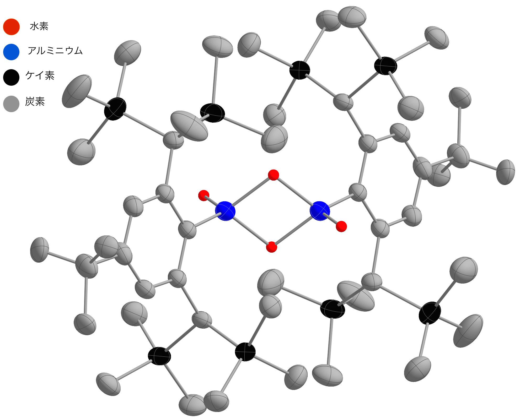 水素化アルミニウム化合物の生成に成功! – 希少元素からユビキタス元素への転換を目指して未来のノーベル賞はここにある! イチオシ研究発掘メディア