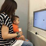 赤ちゃんは静止画から「動き」を理解できるのだろうか?