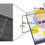単一ナノチューブではじめて超伝導特性を観測! – 前例のない特異な超伝導状態が実現