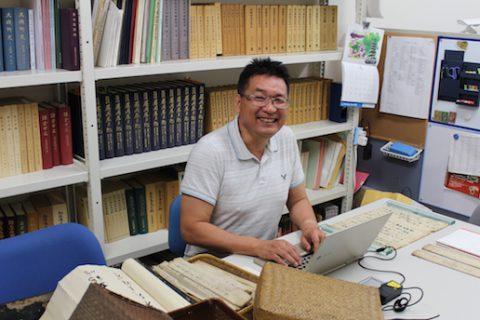 「古文書を読める人をもっと育てたい」 – 東海大・馬場弘臣教授が考える歴史研究の意義とは