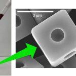 無生物から生物を産み出す自己組織化 – フラーレンからマイクロサイコロを作る、触角を生やす。