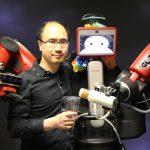 「フィンガービジョン」でロボットのための人工知能研究を加速させる – 東北大・山口明彦助教