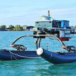 【新着プロジェクト】波風の影響はどうするか? 船の自動航行に挑む!