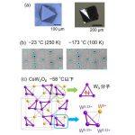 固体物質における「正三角形の分子」をとらえた! – パイロクロア構造に現れた新しいタイプの電子の自己組織化