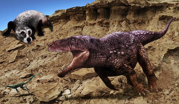 雨が降れば、恐竜が大きくなる? – 恐竜の進化の引き金に影響した ...