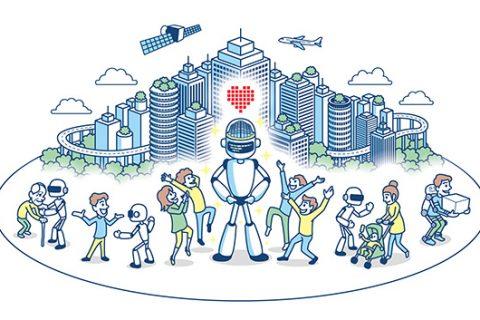 【3/26 オンラインイベント開催のお知らせ】理化学研究所「ガーディアンロボットプロジェクト -人がこころを感じるロボットの実現を目指して-」シンポジウム